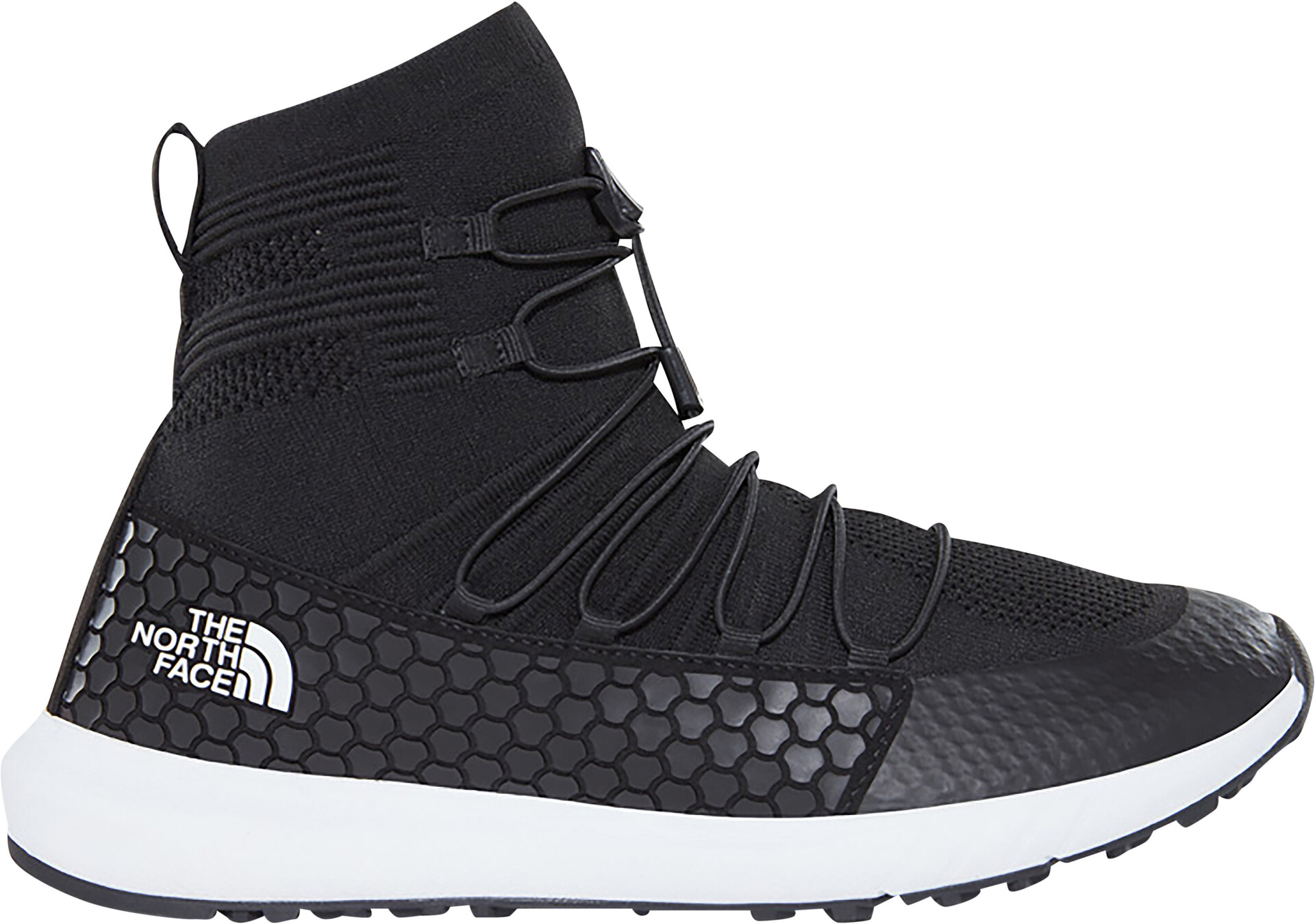 The North Face Touji Mid Lace Sko Herrer, tnf blacktnf white